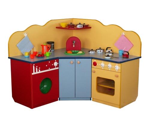 Мебель для детской кухни